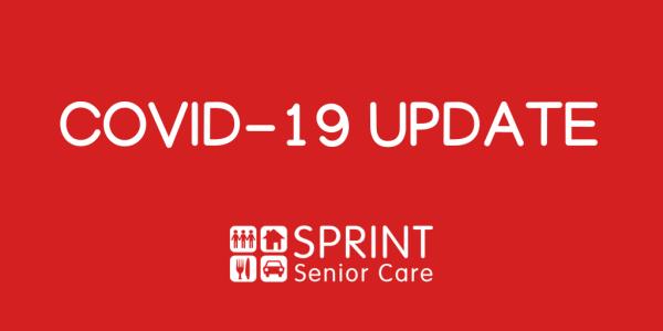 COVID-19 Update - SPRINT