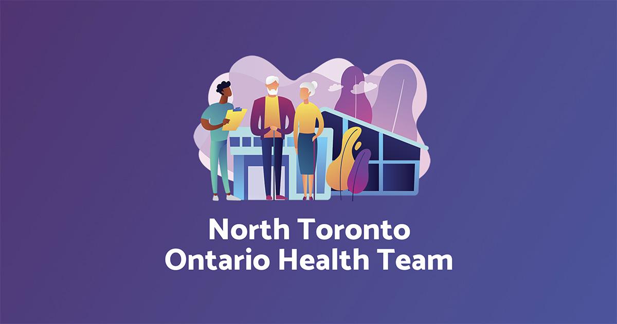North Toronto Ontario Health Team