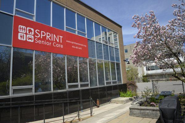 SRINT Senior Care Building